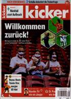 Kicker Montag Magazine Issue NO 39