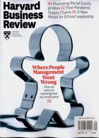 Harvard Business Review Magazine Issue SEP-OCT
