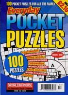 Everyday Pocket Puzzle Magazine Issue NO 140