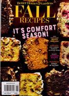 Bhg Specials Magazine Issue FALL RECIP