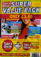 Take A Break Super Value Pack Magazine Issue PACK 12