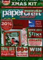Papercraft Essentials Magazine Issue NO 191