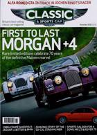 Classic & Sportscar Magazine Issue NOV 20