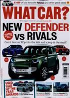 What Car Magazine Issue NOV 20