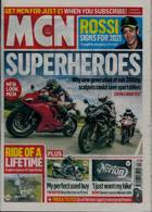 Motorcycle News Magazine Issue 30/09/2020