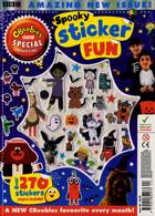Cbeebies Special Gift Magazine Issue NO 144