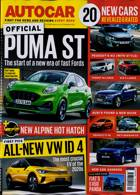 Autocar Magazine Issue 30/09/2020