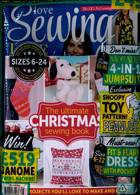 Love Sewing Magazine Issue NO 86
