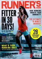 Runners World Magazine Issue NOV 20