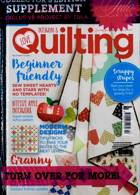 Love Patchwork Quilting Magazine Issue NO 90