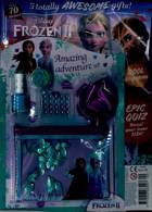 Frozen Magazine Issue NO 100