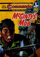Commando Gold Collection Magazine Issue NO 5372