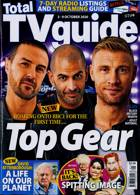 Total Tv Guide England Magazine Issue NO 41