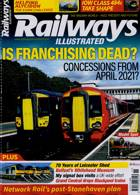 Railways Illustrated Magazine Issue NOV 20