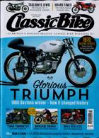 Classic Bike Magazine Issue OCT 20