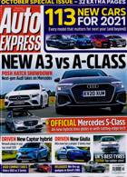 Auto Express Specials Magazine Issue 09/09/2020