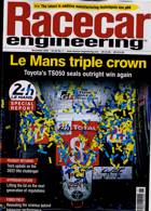 Racecar Engineering Magazine Issue NOV 20