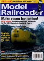 Model Railroader Magazine Issue OCT 20