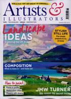 Artists & Illustrators Magazine Issue NOV 20
