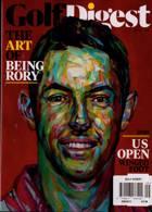 Golf Digest (Usa) Magazine Issue NO 9
