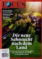 Focus (German) Magazine Issue NO 41