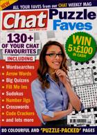 Chat Puzzle Faves Magazine Issue NO 9
