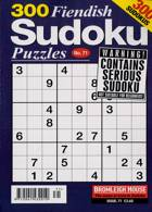 300 Fiendish Sudoku Puzzle Magazine Issue NO 71