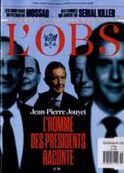 L Obs Magazine Issue NO 2919