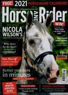 Horse & Rider Magazine Issue JAN 21