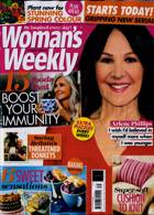 Womans Weekly Magazine Issue 22/09/2020