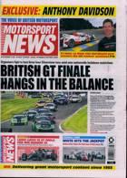 Motorsport News Magazine Issue 05/11/2020