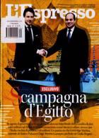L Espresso Magazine Issue NO 41