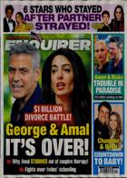 National Enquirer Magazine Issue 05/10/2020