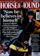 Horse And Hound Magazine Issue 29/10/2020