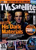 Tv & Satellite Week  Magazine Issue 07/11/2020