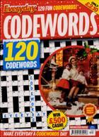 Everyday Codewords Magazine Issue NO 74