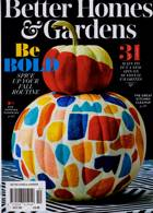 Better Homes And Gardens Magazine Issue OCT 20