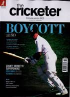 Cricketer Magazine Issue OCT 20