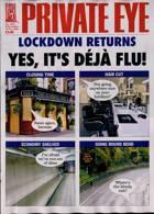 Private Eye  Magazine Issue NO 1534
