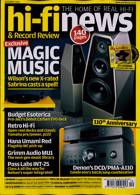 Hi-Fi News Magazine Issue DEC 20