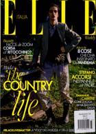 Elle Italian Magazine Issue NO 37