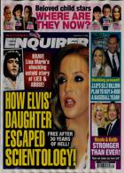 National Enquirer Magazine Issue 21/09/2020