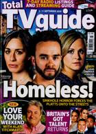 Total Tv Guide England Magazine Issue NO 37