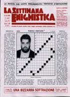La Settimana Enigmistica Magazine Issue NO 4620