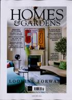 Homes And Gardens Magazine Issue JAN 21