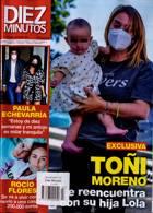 Diez Minutos Magazine Issue NO 3607