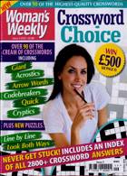 Womans Weekly Crosswo Choice Magazine Issue NO 9