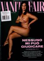 Vanity Fair Italian Magazine Issue NO 20040