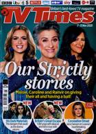 Tv Times England Magazine Issue 07/11/2020