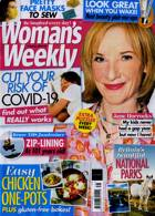 Womans Weekly Magazine Issue 15/09/2020
